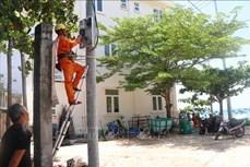 Người dân xã đảo Nhơn Châu đã được sử dụng điện lưới quốc gia