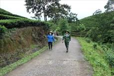 Khởi sắc nông thôn mới ở huyện miền núi Tân Uyên