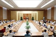 Thông báo kết luận của Thủ tướng tại cuộc họp Thường trực Chính phủ về phòng, chống dịch COVID-19
