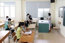 Kỳ thi tốt nghiệp THPT 2020 đợt 2: Hơn 98,4% thí sinh đến làm thủ tục dự thi