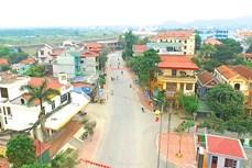 Dấu ấn nông thôn mới ở Thanh Thủy
