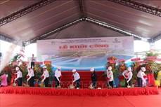 Cần Thơ khởi công xây dựng cầu nối hai quận Ninh Kiều và Cái Răng
