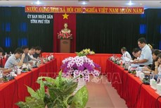Ủy ban Dân tộc làm việc với tỉnh Phú Yên về phát triển kinh tế - xã hội vùng dân tộc thiểu số
