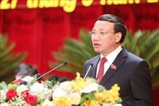 Ông Nguyễn Xuân Ký tái đắc cử chức Bí thư Tỉnh ủy Quảng Ninh
