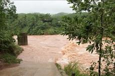 Quảng Bình: Nhiều nơi bị chia cắt, cô lập do mưa lớn