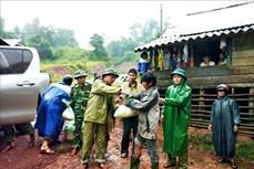 Thủ tướng ra công điện về khắc phục hậu quả mưa lũ và ứng phó với bão số 7