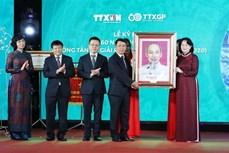 Lời cảm ơn của TTXVN sau Lễ kỷ niệm 60 năm thành lập Thông tấn xã Giải phóng