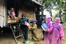 Quảng Trị huy động tối đa mọi nguồn lực hỗ trợ người dân vùng lũ