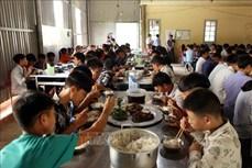 Nâng cao chất lượng bữa ăn bán trú cho học sinh vùng cao Than Uyên