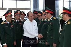 Thủ tướng Nguyễn Xuân Phúc: Nén đau thương, tiếp tục hỗ trợ người dân khắc phục hậu quả lũ lụt