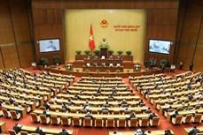 Khai mạc trọng thể Kỳ họp thứ 10, Quốc hội khóa XIV: Xác định phương hướng, giải pháp hữu hiệu thúc đẩy phát triển kinh tế-xã hội