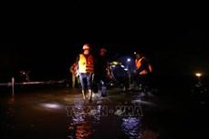 Đã có tới 133 người chết và mất tích do mưa lũ