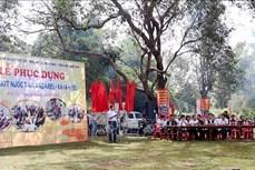 Phục dựng Lễ cúng giọt nước - nghi lễ truyền thống độc đáo của đồng bào Jrai