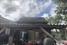 Quảng Ngãi: Nỗ lực ổn định cuộc sống cho người dân sau khi sạt lở tại một khu dân cư