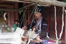 Bảo tồn nghề dệt thổ cẩm của đồng bào dân tộc Lự ở Lai Châu