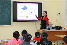Đổi mới phương pháp dạy học phù hợp với chương trình, sách giáo khoa mới ở Thành phố Hồ Chí Minh