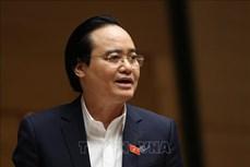 Bộ trưởng Phùng Xuân Nhạ: Sẽ tổng rà soát các bộ sách giáo khoa