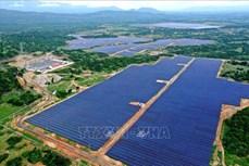 Nhà máy điện mặt trời Sê San 4 hòa lưới điện quốc gia