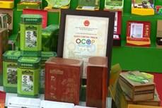 Thái Nguyên giới thiệu và đẩy mạnh tiêu thụ các sản phẩm OCOP