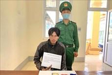 Điện Biên: Bắt đối tượng tàng trữ ma túy