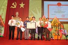 Đại hội Thi đua yêu nước toàn quốc lần thứ X: Khai thác tiềm năng, xây dựng nông thôn mới ở huyện Cam Lộ