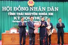 Thái Nguyên: Bầu các chức danh chủ chốt của HĐND và UBND tỉnh nhiệm kỳ 2016 - 2021