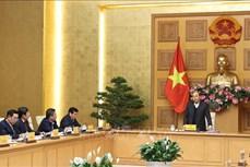 Thủ tướng Nguyễn Xuân Phúc làm việc với các địa phương về phát triển kinh tế - xã hội