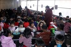 """Lào Cai duy trì phương châm """"3 cần"""" giữ ấm cho học sinh vùng cao"""
