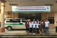 Địa chỉ tin cậy khám, chữa bệnh y học cổ truyền tại huyện miền núi Minh Long