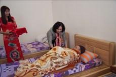 Trưởng ban Dân vận Trung ương Trương Thị Mai thăm và tặng quà Tết tại Lâm Đồng