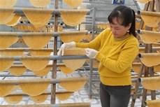 Các làng nghề đặc sản ở huyện Ngọc Hiển tất bật vào mùa cung ứng Tết
