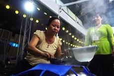 Lễ hội văn hóa, du lịch nghề làm bánh tráng phơi sương Trảng Bàng năm 2021 tăng thêm trải nghiệm cho du khách