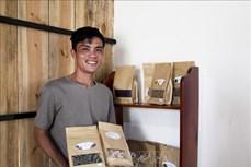 Anh Nguyễn Vũ Linh khởi nghiệp từ niềm đam mê nông nghiệp sinh thái
