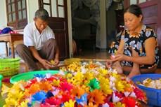 Các làng nghề truyền thống Cố đô Huế sôi động vào vụ Tết Nguyên đán Tân Sửu