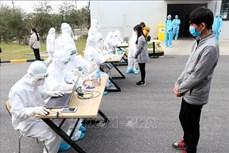 Dịch COVID-19: Chủng virus lây nhiễm tại Sân bay Tân Sơn Nhất không có triệu chứng hoặc có biểu hiện rất nhẹ