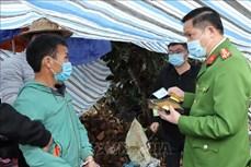 Công an Lai Châu bắt ba đối tượng vận chuyển 18 kg ma túy tổng hợp
