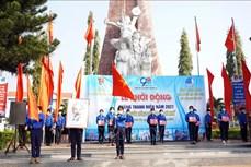Tuổi trẻ Kon Tum tổ chức nhiều hoạt động trong Tháng Thanh niên 2021
