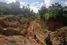 Sau thông tin của TTXVN, Gia Lai thông qua chủ trương đầu tư dự án Đường vào làng Đê Kôn