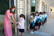 Dịch COVID-19: Gia Lai đảm bảo an toàn cho học sinh trở lại trường