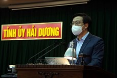 Dịch COVID-19: Từ 0 giờ ngày 3/3, Hải Dương kết thúc giãn cách xã hội toàn tỉnh
