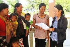 Hội Liên hiệp Phụ nữ tỉnh Phú Yên hỗ trợ phụ nữ dân tộc thiểu số thoát nghèo bền vững