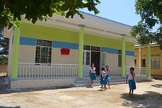 Quảng Ngãi: Hỗ trợ xây nhà tránh bão ở đảo Lý Sơn