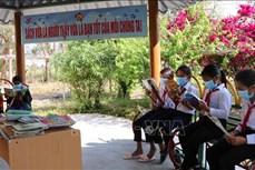 Những mô hình thư viện giúp tăng cường tiếng Việt cho học sinh dân tộc thiểu số