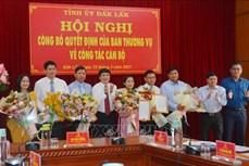 Đắk Lắk có Phó Chủ tịch Hội đồng Nhân dân tỉnh mới
