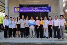 Trà Vinh: Hỗ trợ hộ nghèo, cận nghèo cải thiện về nhà ở