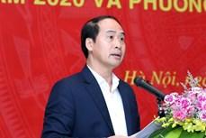 Ông Nguyễn Văn Hồi được bổ nhiệm làm Thứ trưởng Bộ Lao động - Thương binh và Xã hội