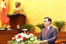 Toàn văn phát biểu nhậm chức của Chủ tịch Quốc hội Vương Đình Huệ