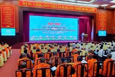 Gặp mặt nhân sĩ, trí thức và Ban quản trị các chùa Phật giáo Nam tông Khmer tỉnh Sóc Trăng