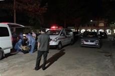 Bình Phước phát hiện 3 xe ô tô chở người nhập cảnh trái phép