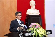 Phó Thủ tướng Vũ Đức Đam: Việt Nam sử dụng món quà vaccine COVID-19 theo tinh thần bình đẳng trong tiếp cận với mọi người dân